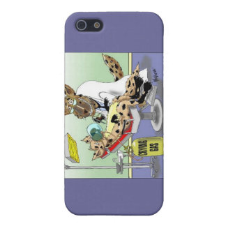 Hyena Dentistry Gifts Mugs Cards Etc iPhone SE/5/5s Cover