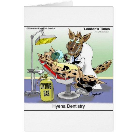 Hyena Dentistry Gifts Tees Mugs Cards Etc