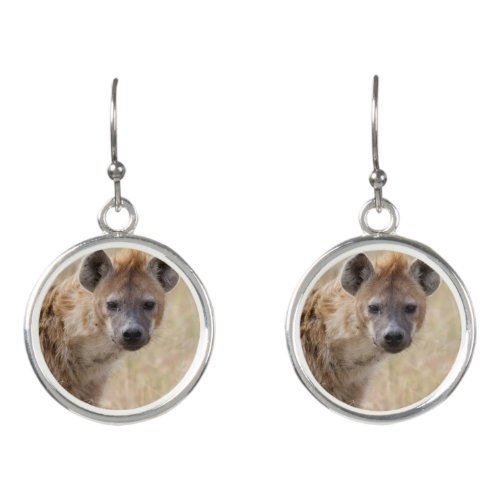 Hyena Earrings