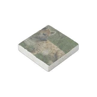 Hyena Stone Magnet