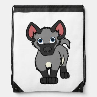 Hyena gris Cub Mochila