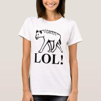 Hyena - Laughing Out Loud LOL T-Shirt