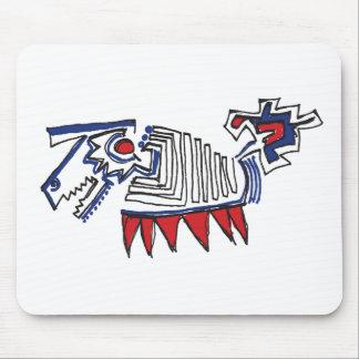 Hyena Mouse Pad