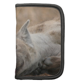 Hyena Picture  Wallet Folio Planners