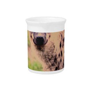 hyena beverage pitcher