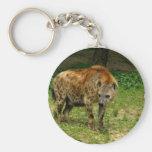 Hyena Prowl Keychain