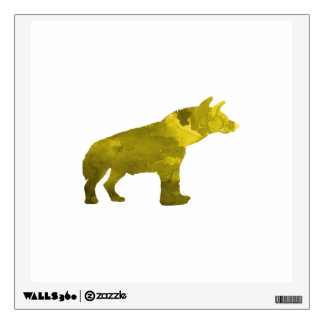 Hyena Wall Decal