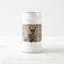 Hyenas Beer Stein