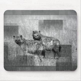 Hyenas Mousepad