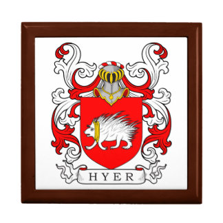 Hyer Coat of Arms Gift Box