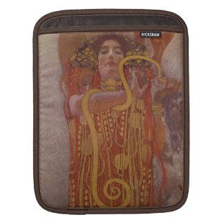 Hygeia by Gustav Klimt iPad Sleeve