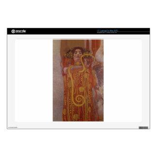 Hygeia by Gustav Klimt Laptop Skin