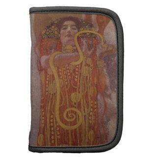 Hygeia by Gustav Klimt Organizers