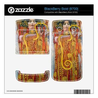 Hygeia by Gustav Klimt BlackBerry Bold Skin
