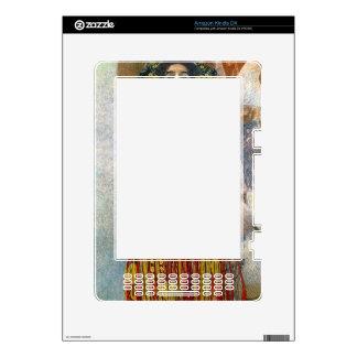 Hygeia by Gustav Klimt Skin For The Kindle