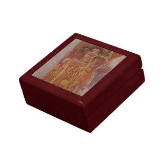 Hygeia de Gustavo Klimt Caja De Joyas