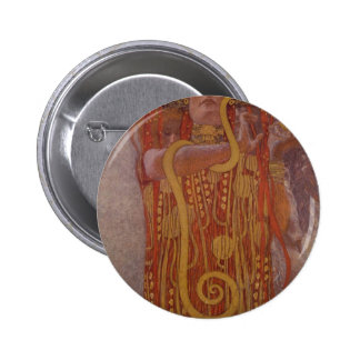 Hygeia de Gustavo Klimt Pin