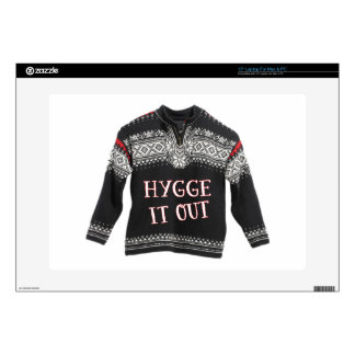 """HYGGE IT OUT SKIN FOR 15"""" LAPTOP"""