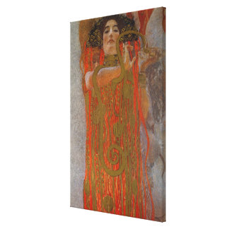 Hygieia, 1900-7 canvas print