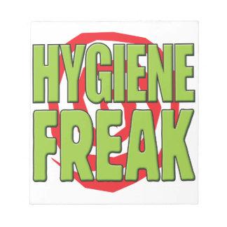 Hygiene Freak G Note Pads