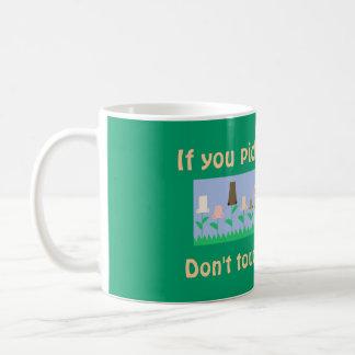 Hygiene Message Classic White Coffee Mug