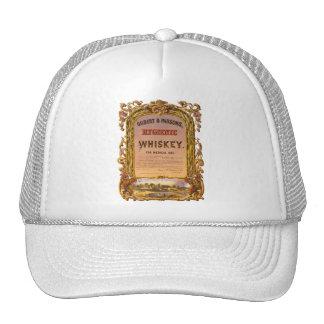 Hygienic Whiskey: 1860 - Hat #1