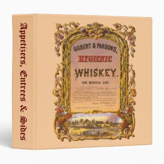 Hygienic Whiskey: 1860 - Recipe Binder