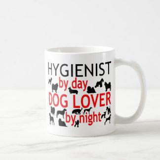 Hygienist Dog Lover Mugs