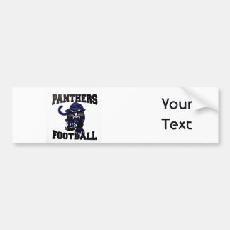 Hyland Hills Panthers Under 12 TEAM WEAR Bumper Sticker