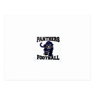 Hyland Hills Panthers Under 12 TEAM WEAR Postcard