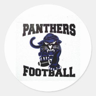 Hyland Hills Panthers Under 12 TEAM WEAR Stickers