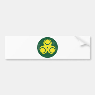 Hylian Seal Bumper Sticker