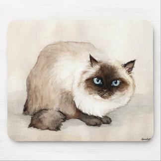 """Hymalan Cat"" Art Mouse Pad"