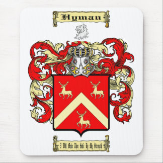 Hyman Mouse Pad