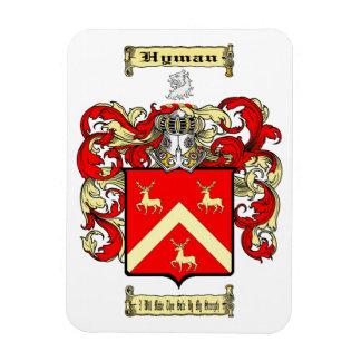 Hyman Rectangular Photo Magnet