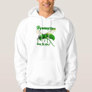 Hymenoptera bring the sting! hoodie
