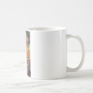 Hymie. a funny loser. a shlemeil classic white coffee mug