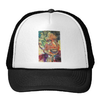 Hymie. a funny loser. a shlemeil trucker hat