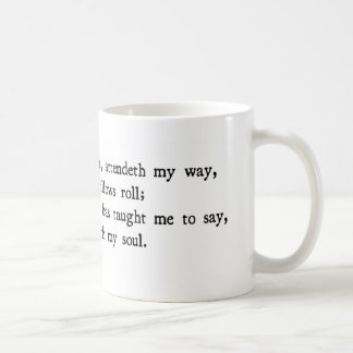 Hymn mug - It is well with my soul