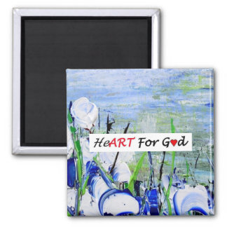 Hymnal 174 2 inch square magnet