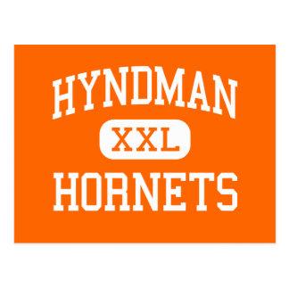 Hyndman - Hornets - Middle - Hyndman Pennsylvania Postcard