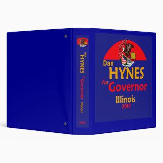 HYNES Gov Illinois Avery Binder