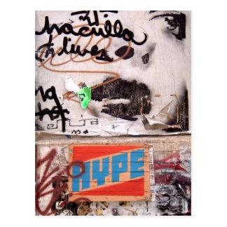 Hype Postcard
