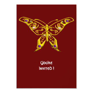HYPER BUTTERFLY ,black Card