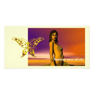 HYPER BUTTERFLY CARD