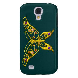 HYPER BUTTERFLY ,Green Samsung Galaxy S4 Cover