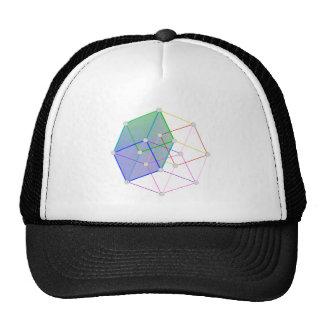 Hyper Cube 2 -- cool science in 4D! Trucker Hat