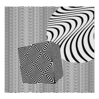 Hyper Cube Transmission Poster