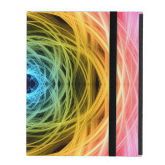 Hyper Drive Mandala iPad Folio Case