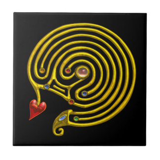 HYPER LABYRINTH,Black Tile